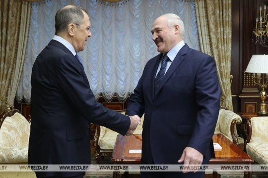 Лукашенко заявил о необходимости интенсификации отношений с Россией