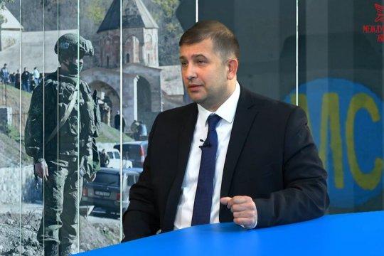 «Визави с миром». Андрей Манойло. «Горячие точки» — США и Карабах (часть 1-я)