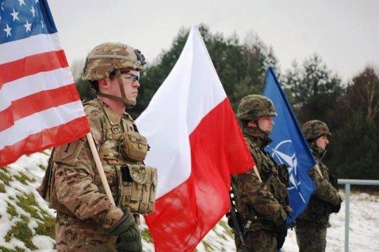 В Польше создается американская военная база для 20 тысяч солдат