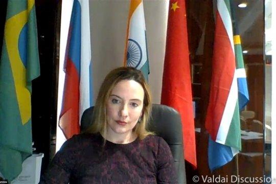 Виктория Панова: В БРИКС не пересекают «красные линии» друг друга