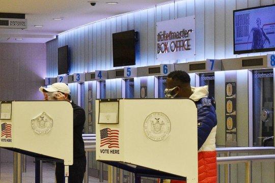 Растрёпанная реальность: к итогам президентских выборов в США