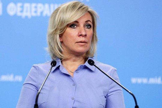 Захарова заявила о невозможности Германии вести переговоры с Россией «с позиции силы»