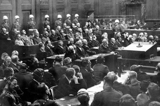 Уроки Нюрнберга: время помнить