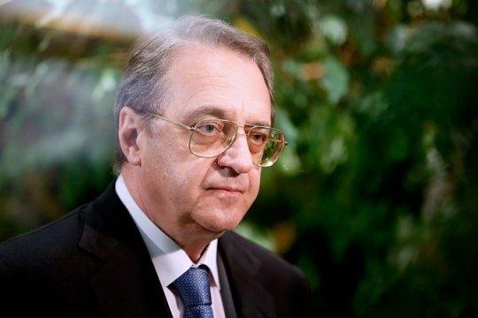 Михаил Богданов: мы выступаем за координацию усилий по поддержке африканских стран
