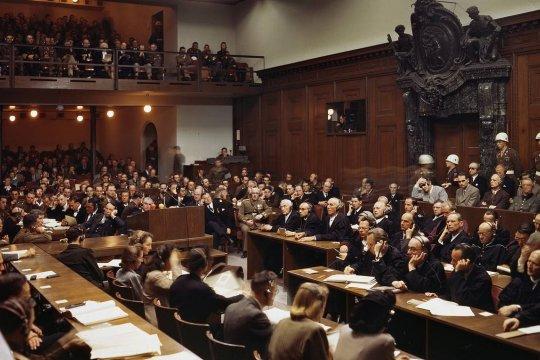 Польша и 75-летие Нюрнбергского трибунала