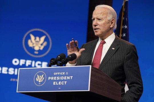 Байден рассказал о своих первых шагах на посту президента США