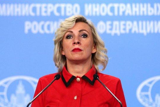 Захарова назвала циничной провокацией заявление посла ФРГ в Литве о целях СССР в войне