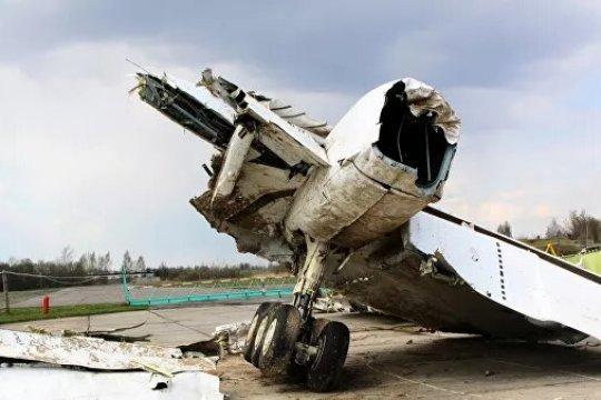 Генпрокуратура РФ направила в Польшу запрос о правовой помощи по делу о крушении самолета Качиньского