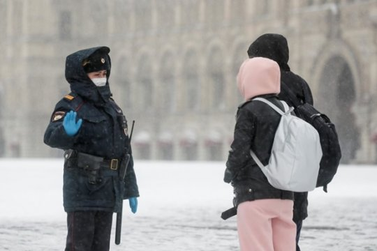 СПЧ: права человека и распространение COVID 19 в России и в мире