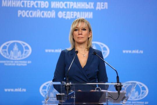 Захарова назвала неадекватной реакцию польского МИД на запрос о правовой помощи по делу о крушении самолета Качиньского