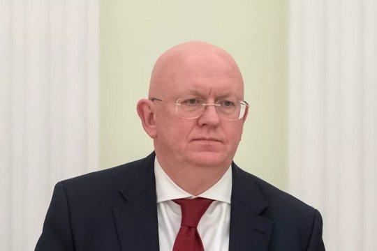 Интервью постпреда России при ООН Василия Небензи агентству «Россия сегодня»