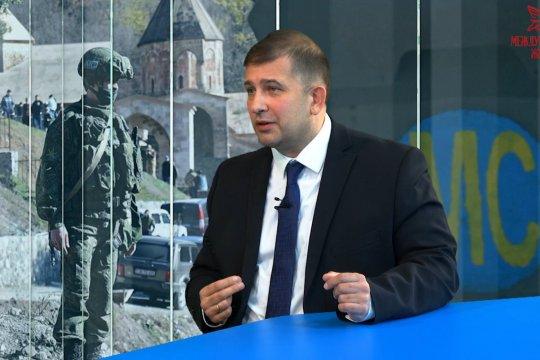 «Визави с миром». Андрей Манойло: конфликт в Карабахе — провокация для России (часть 2-я)