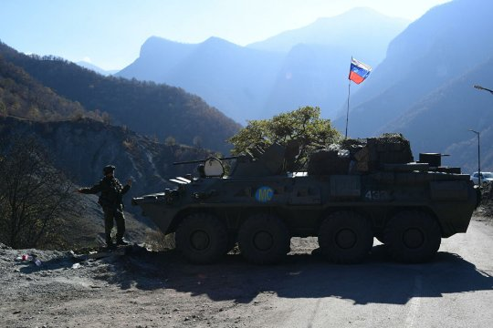 США и Франция призвали Россию прояснить роль Турции в соглашении по Карабаху