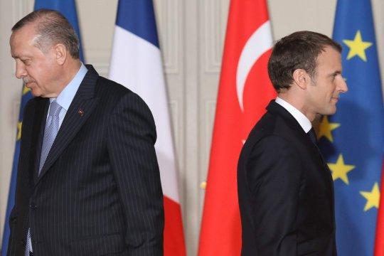 Франко-турецкие противоречия через призму евроатлантической солидарности