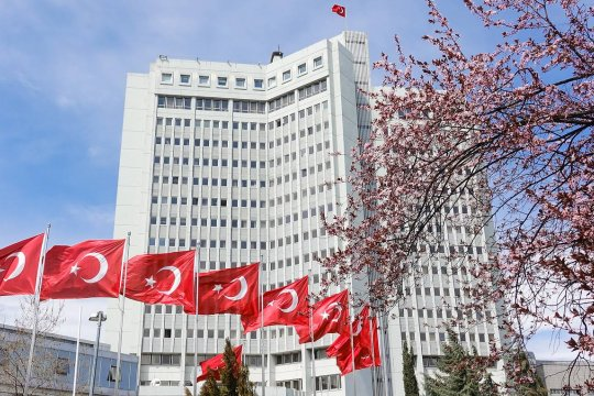 Турция: внешнеполитические итоги года