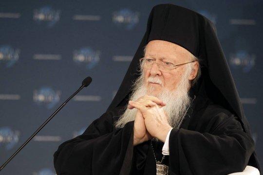 Патриарх Варфоломей как вектор украинской политики