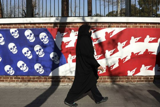 Взорвутся ли «мины», уложенные Трампом на пути Байдена к Ирану?