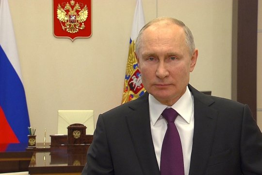 Путин подписал закон об ответных санкциях за цензуру российских СМИ