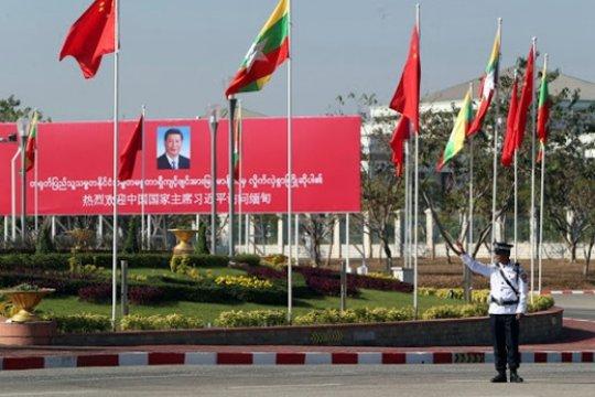 Геополитическая ценность Мьянмы как фактор конкуренции между Индией и Китаем