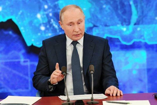 Путин рассчитывает на решение ряда проблем в российско-американских отношениях при Байдене