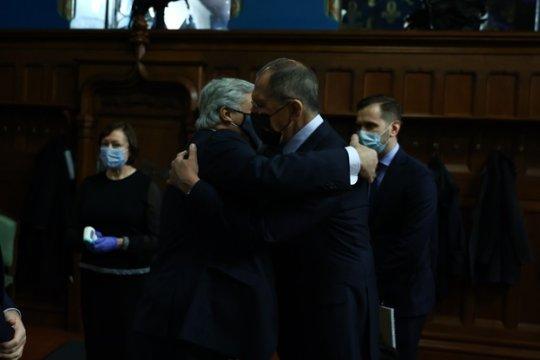 Россия и Уругвай на пути к расширению сотрудничества
