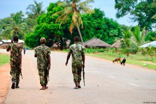 Мозамбик становится оплотом джихадизма на Юге Африки