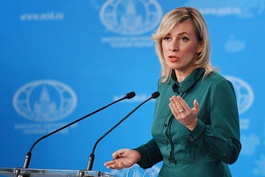 Захарова ответила на обвинения в причастности России к хакерской атаке в США