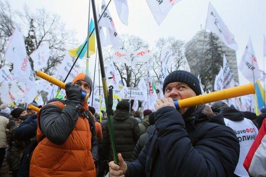 Украина – итоги 2020 года