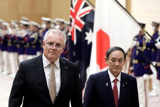 Япония и Австралия: что означает «Соглашение о взаимном доступе»
