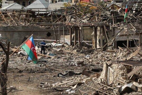 Власти Азербайджана сообщили о потерях в Нагорном Карабахе