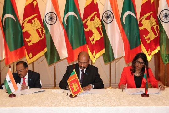 Индия, Китай и Россия в Индийском океане