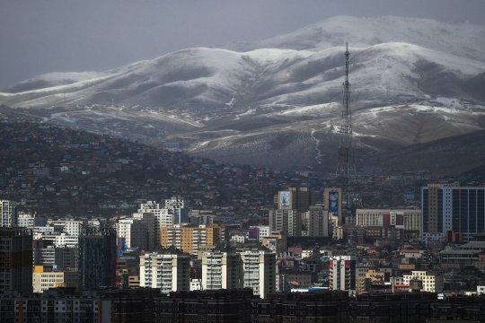 Монголия и США как «третий сосед»