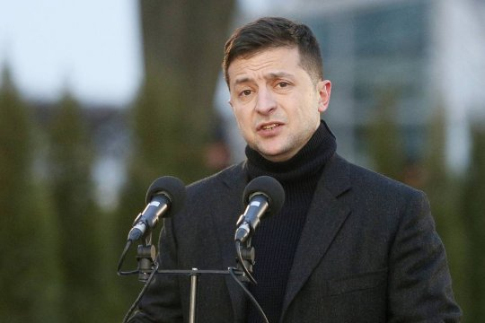 Зеленский заявил о желании, но невозможности выхода из Минских соглашений