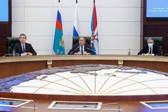 С. Лавров: Возвращение «Красного Креста» ускорит карабахское урегулирование