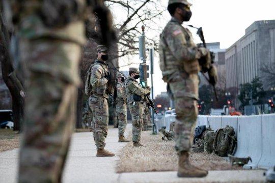 В США усилены меры безопасности перед инаугурацией Байдена