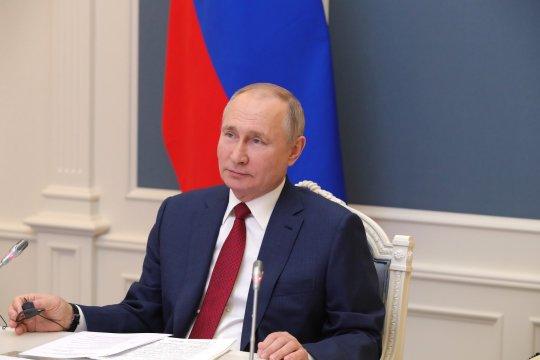 Путин заявил о деградации системы мировой безопасности