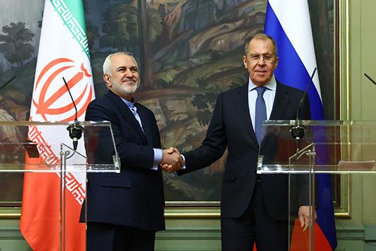 Итоги переговоров глав МИД России и Ирана