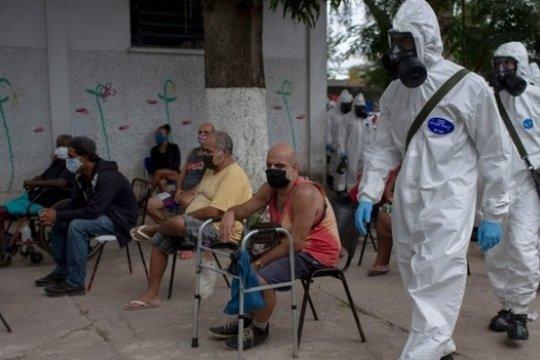 Пандемия в Латинской Америке