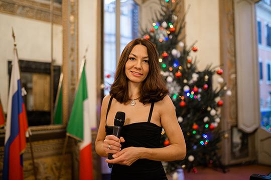 Дария Пушкова: «Итальянцы любят Россию – и русские отвечают им взаимностью»