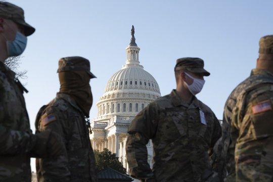 Politico: репетиция инаугурации Байдена отложена по соображениям безопасности
