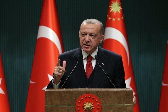 Турция идет на Восток?