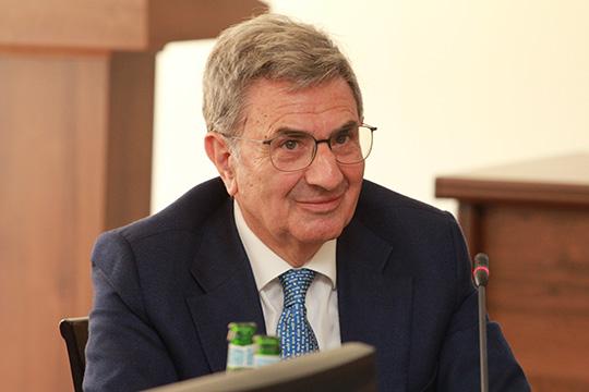 Итальянский банкир о смене мироустройства