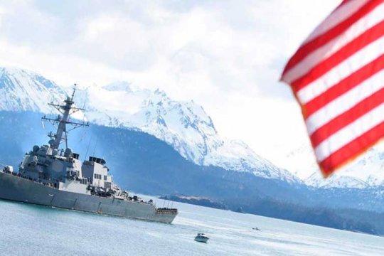 ВМС США начнут патрулирование у российских границ в Арктике