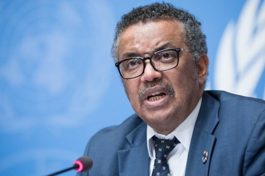 Глава ВОЗ заявил об угрозе мирового «морального провала» из-за пандемии коронавируса