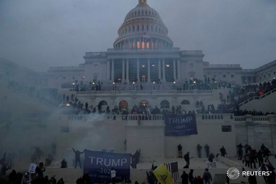 Любовь и ненависть в Вашингтоне