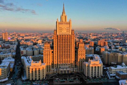 В МИД России заявили о начале выхода  из Договора по открытому небу