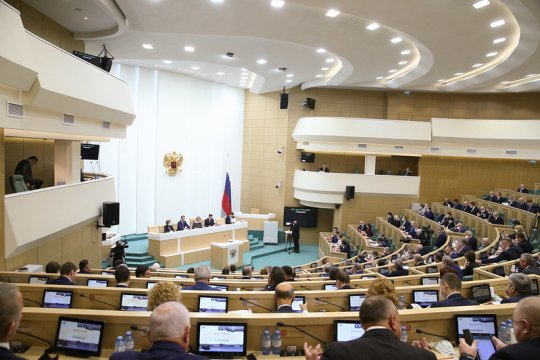 Совет Федерации выразил серьезную обеспокоенность продолжающимся ущемлением прав русских и русскоязычных граждан Украины