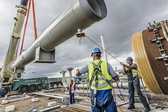 В Берлине заявили о сожалении из-за планов США по введению санкций против  Nord Stream 2