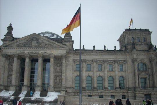 Власти Германии возложили ответственность за беспорядки у Капитолия на Трампа