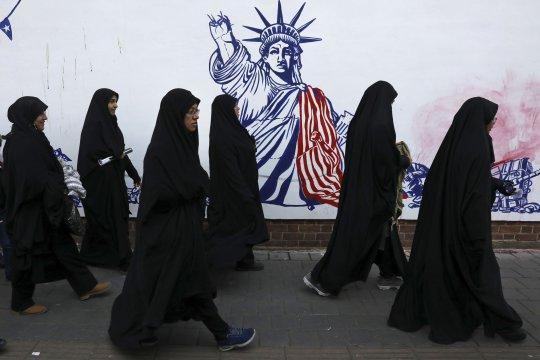 США - Иран, Иран - США: противостояние в новой политической ситуации